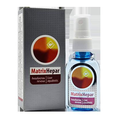 MatrixHepar – аквабиотик печени