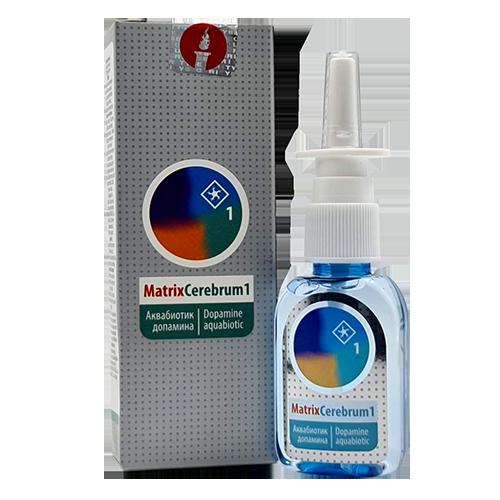 MatrixCerebrum1 – аквабиотик допамина