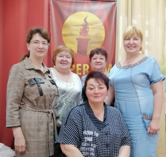 Л.В. Засорина в Казани