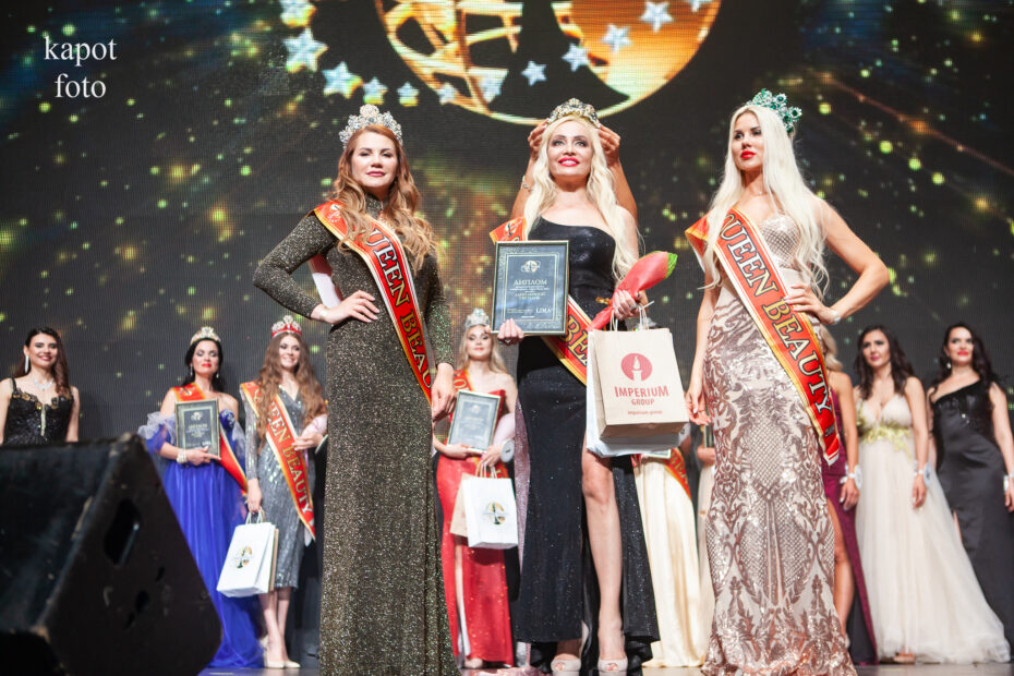 Mrs World Russia 2021 и Queen Beauty 2021